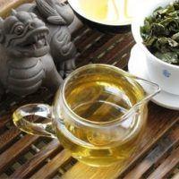 Улун - мягкость свежего чая